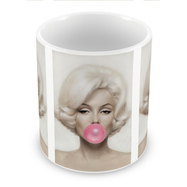 Caneca Marilyn Chiclete 2
